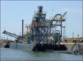 12-inch-sand-gravel-used-dredge