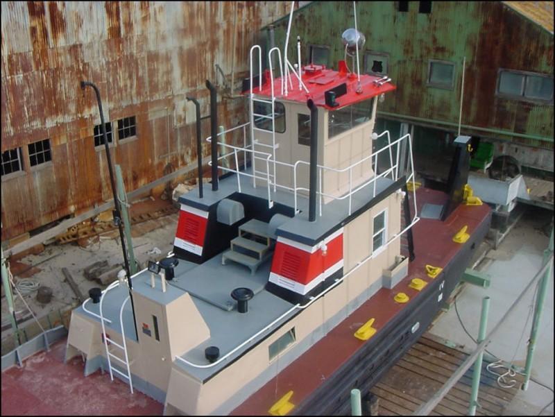 PB1900 in drydock 2006 02